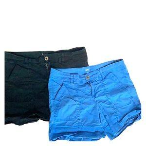 Ana shorts bundle